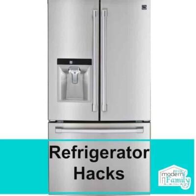 refrigerator hacks