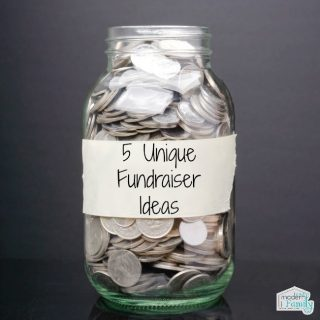 5 unique fundraiser ideas!