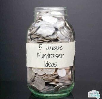 5 unique Fundraiser Ideas