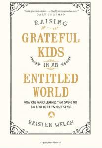 Grateful Kids in an Entitled World