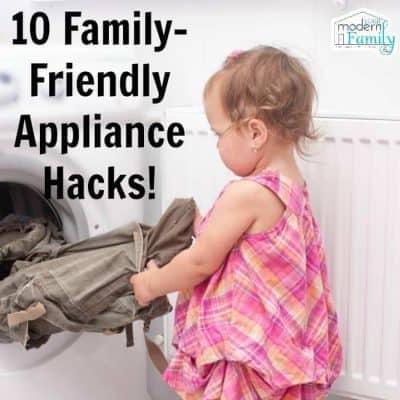 appliance hacks