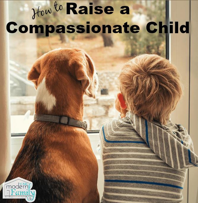 Compassionate child
