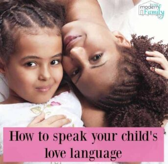 your child's love language