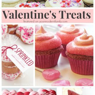Valentine's Day Treats & Whimsy Wednesday