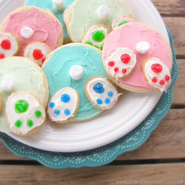 easter cookies bunny