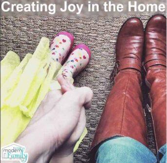 creating joy