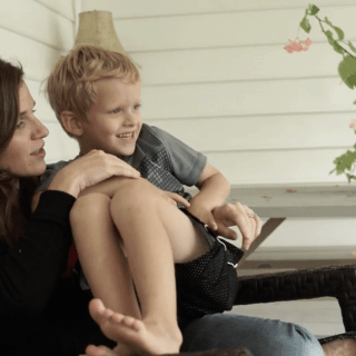 5 ways we updated our back porch