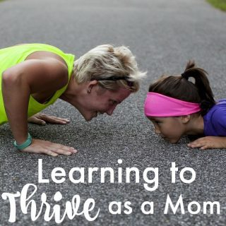 Beyond Survival Mode as a Mom