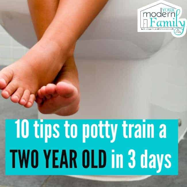 pin for potty training a 2 year old in 3 days