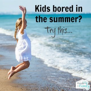 Kicking Summer Boredom