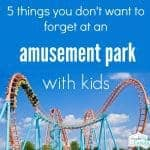 park with kids