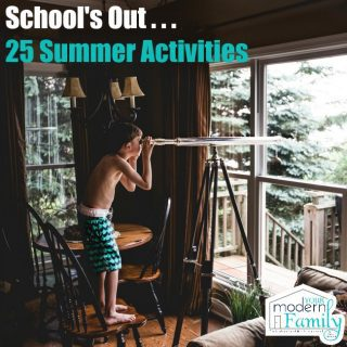 25 Ways to Have Fun With Your Kids This Summer