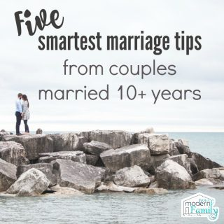 5 smartest marriage tips from couples married 10+ years