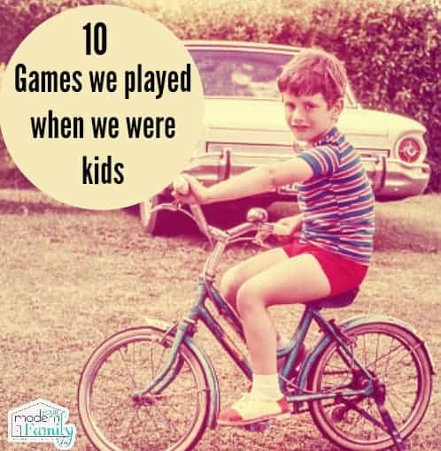 games we used to play as kids