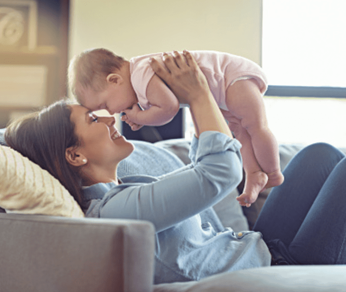 4 things happy moms do every day