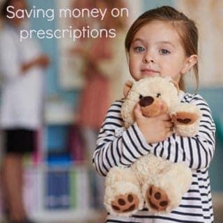 Saving money on prescriptions