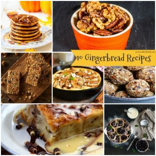 10 GingerBread Recipes