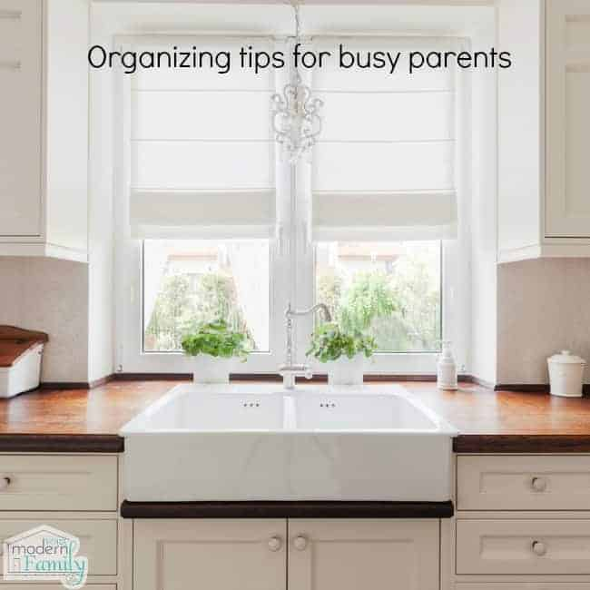 organizing-tips-for-busy-parents