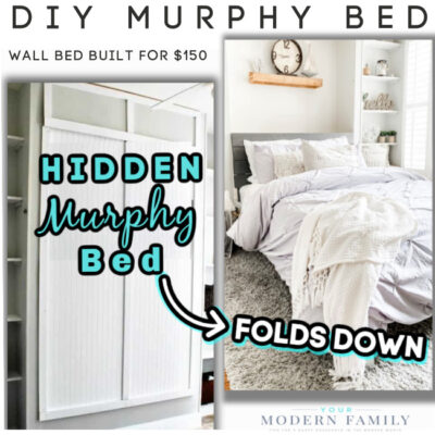 Murphy Bed Plans - built it for under $150