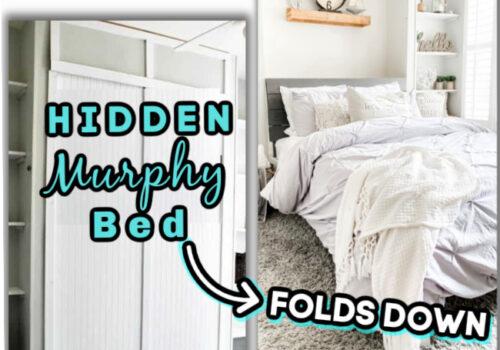 Murphy Bed Plans - built it for under $150