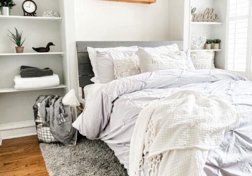 DIY Wall Bed yourmodernfamily