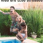 Why moms of more kids are less stressed
