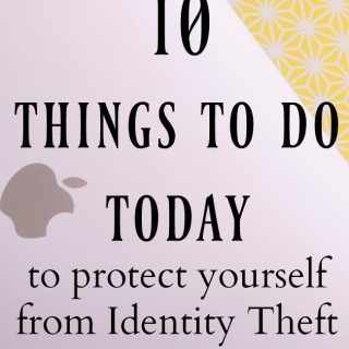 10 Red Flags of Identity Theft