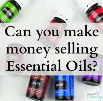 should I sell essential oils?