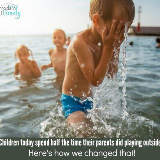 5 PRACTICAL ways to get your kids to be more active