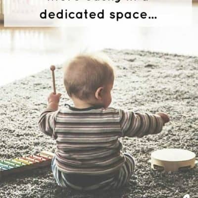 Create a dedicated learning space for your child with autism. Increase communication, learning and family fun with your child with special needs!