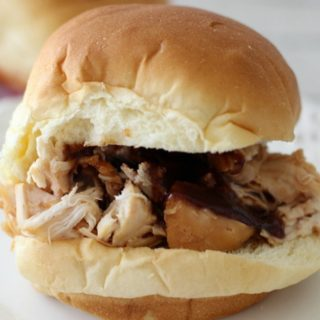 Slow Cooker Coke Chicken