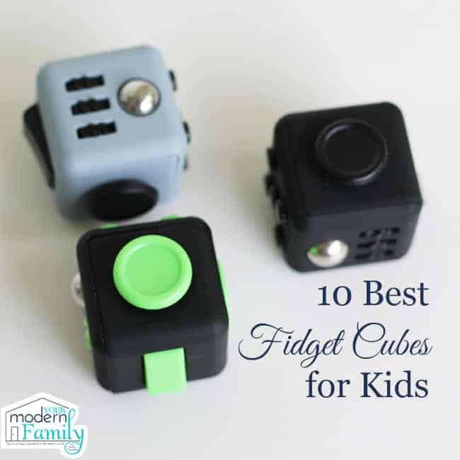 10 Most Popular Fidget Spinners And Cubes