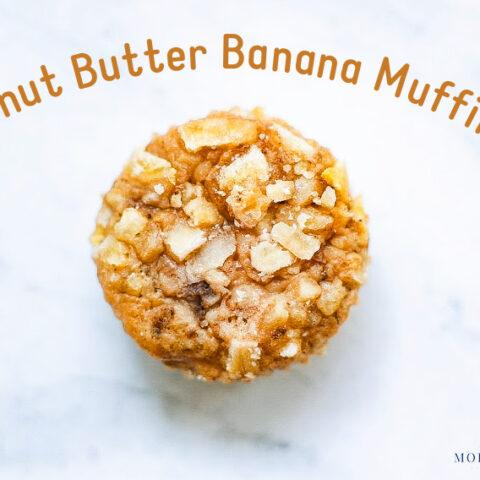 Peanut Butter Muffins Recipe