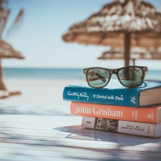 The 4 books I want to read this summer
