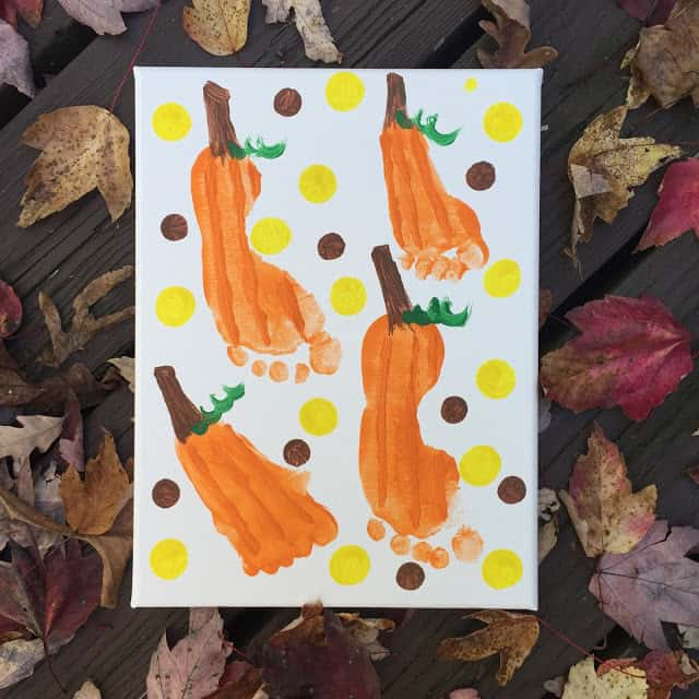 Image and Craft for fall.