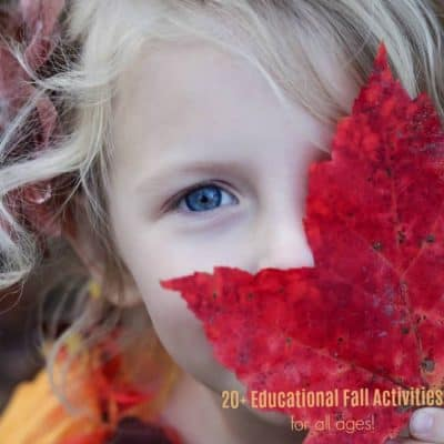educational fall activities