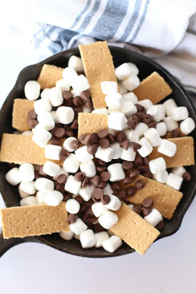 Yummy Nacho Smores Recipe