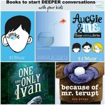 books to start deeper conversations with your kids