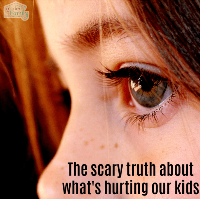 link to The scary truth about what's hurting our kids
