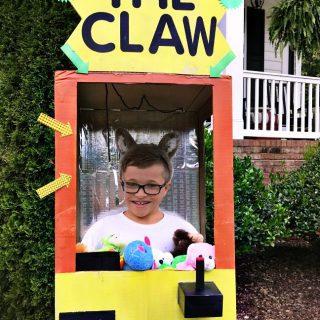 DIY The Claw Machine