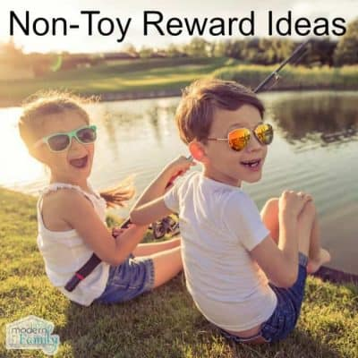 non toy rewards