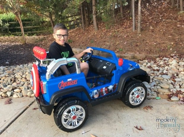 Benefits Of Ride On Toys : Four benefits of ride on toys your modern family