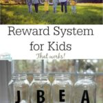 pin for reward system for kids
