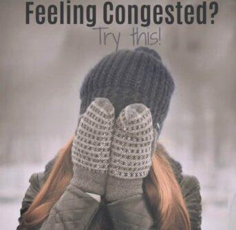feeling congested