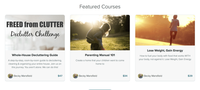 Yourmodernfamily courses
