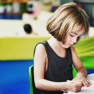 Tips to help a child with writing