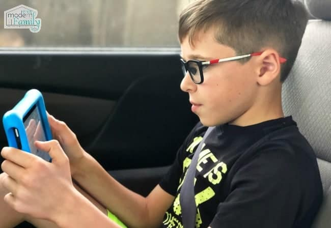 The Best FreeTime Unlimited apps to use in the car: no WiFi needed!