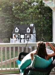 how & when to clean a screened in porch