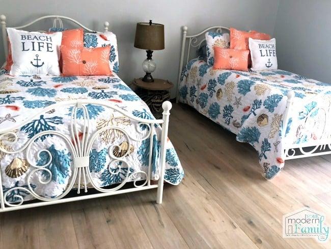 beach room coastal decor