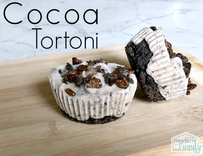 cocoa tortoni